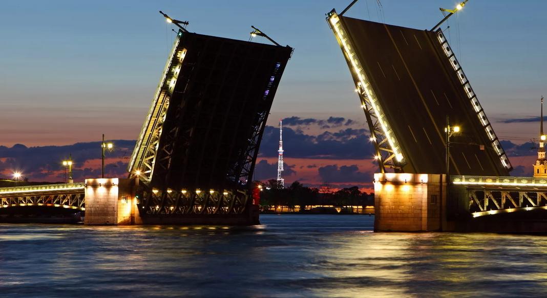 раздвижной мост