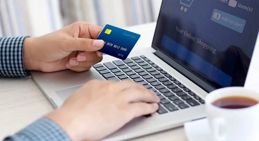 ноутбук банковская карта